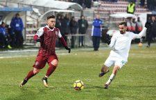 Jucătorul de un milion de euro de la CFR, Alexandru Ioniță, este cel mai scump fotbalist din Liga a III-a / Foto: Dan Bodea