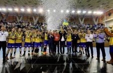 Potaissa Turda are șansa de a juca a doua finală de cupă europeană, consecutiv / Foto: Dan Bodea