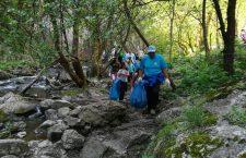 Curățenie generală în Cheile Turzii de Ziua Pământului