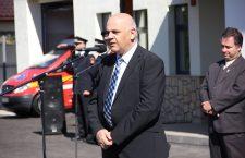 Raed Arafat,   secretar de stat în cadrul Ministrerului Sănătăţii / Foto: Dan Bodea