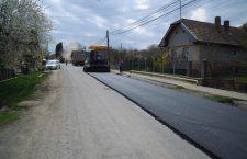 Lucrări pe drumul județean 103 G, în zonele Mihai Viteazu, Cheile Turzii, Tureni, Ceanu Mic