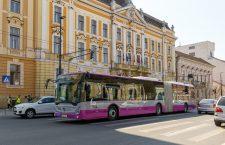 Mai multe autobuze pentru transportul în comun din 10 septembrie