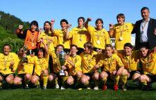 CFF Clujana a dominat fotbalul feminin din România între anii 2003-2009 / Foto: Dan Bodea