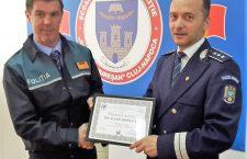 Învăţăturile campionului Mihai Leu către viitorii poliţişti