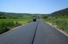Consiliul Județean pregătește reabilitarea a 100 de kilometri de drumuri județene