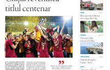Nu rataţi noul număr Transilvania Reporter: Clujul revendică titlul centenar