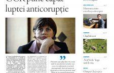 Nu rataţi noul număr Transilvania Reporter: CCR pune capăt luptei anticorupție