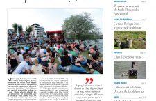 Nu rataţi noul număr Transilvania Reporter: Începe sezonul (f)estival