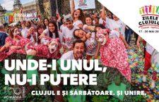 Peste 100 de evenimente pe 5 scene la Zilele Clujului. Startul se dă în 17 mai