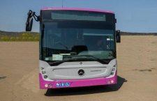 Alte 60 de autobuze Mercedes pentru transportul în comun