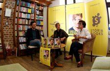 Lansarea de carte a avut loc la librăria Book Corner Librarium | Foto: Dan Bodea