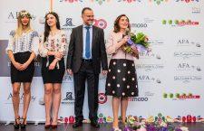 """7 personalități clujene premiate de AFA Cluj la """"Gala Excelenței la Feminin 2018"""""""