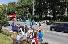 """Elevii clujeni au încheiat cursul de educație rutieră, în cadrul campaniei  """" Aventurile lui Zebrilă 5"""""""