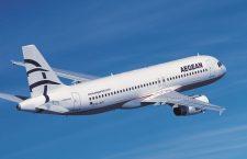 Cursa de Atena va fi operată de Aegean Airlines | Foto: Aegean Airlines