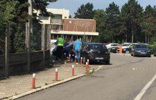 Video | Subofițer ISU rănit de o bombă artizanală