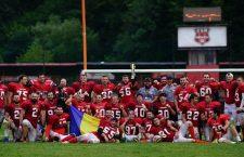 Cluj Crusaders, cea mai titrată echipă de fotbal american din România / Foto: Liviu Romanescu / pagina de facebook Cluj Crusaders