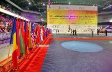 FOTO Deschiderea oficială a Olimpiadei Internaționale de Matematică a avut loc în prezența a peste 2.000 de persoane