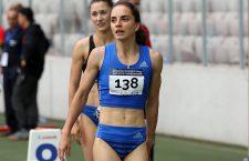 Andrea Miklos a confirmat că este cea mai bună atletă clujeană a momentului/ Foto: Dan Bodea