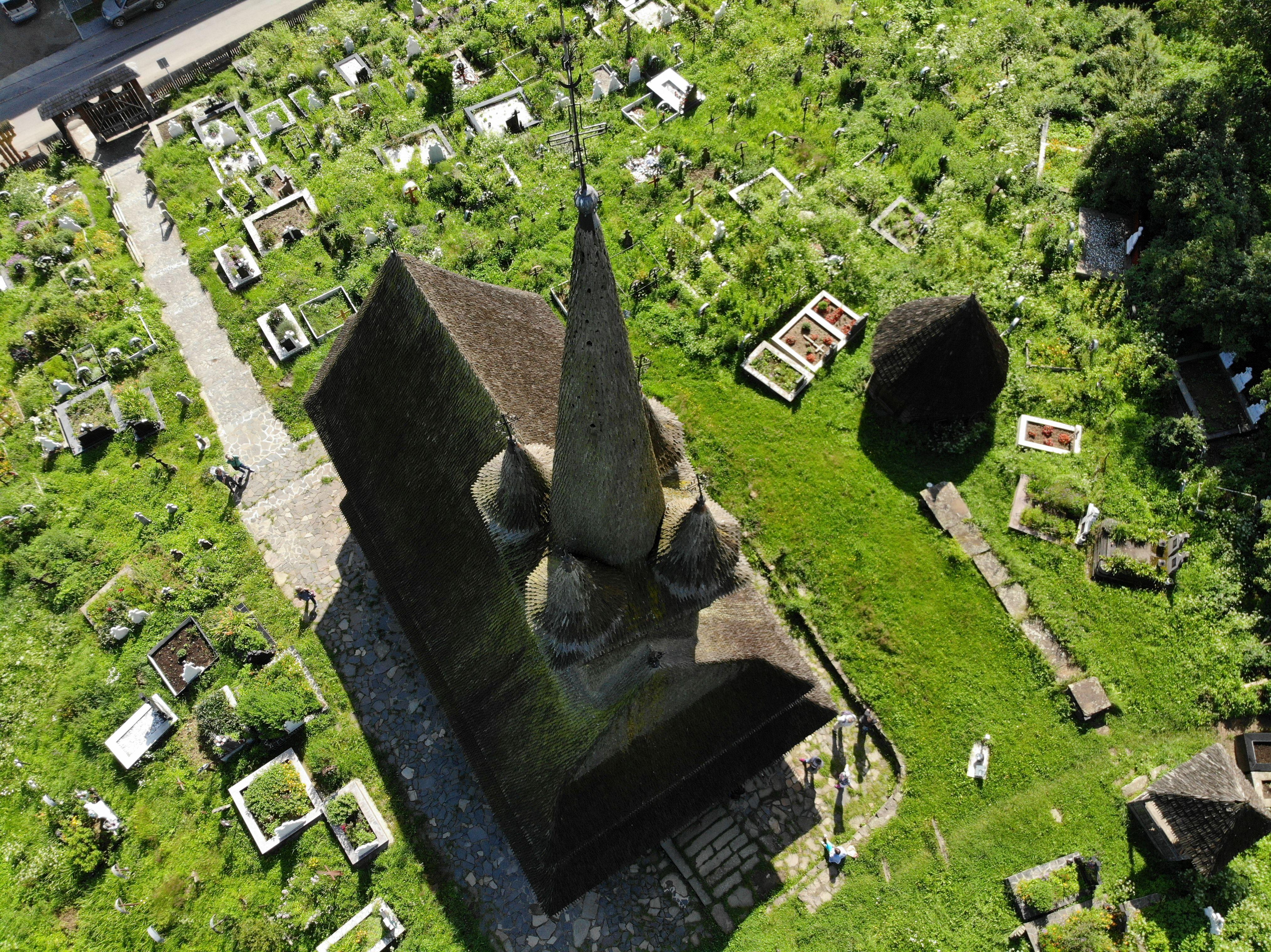 Budești-Josani-Biserica de lemn de secol XVII/Foto: Cristina Beligăr