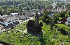 Biserica de lemn din Budești/Foto: Cristina Beligăr