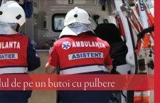 Nu rata noul număr Transilvania Reporter: Spitalul de pe un butoi cu pulbere