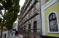 Bani europeni pentru restaurarea clădirii Muzeului Etnografic al Transilvaniei