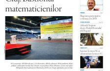 Nu ratați noul număr Transilvania Reporter: Cluj. Bastionul matematicienilor