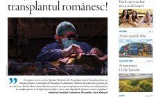 Nu ratați noul număr Transilvania Reporter: Clujeni, salvați transplantul românesc!