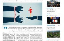 Nu ratați noul număr Transilvania Reporter: Cuminţenia bărbatului
