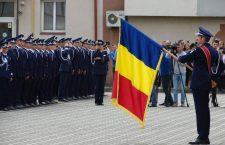 Șeful IGPR către absolvenții Școlii de Poliție din Cluj: Fiţi buni, blânzi, drepţi şi implicaţi în muncă