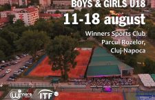 110 juniori participă la turneul ITF AEGON Open 2018 de la Winners Sports Club