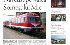 Nu rataţi noul număr din Transilvania Reporter: Navetist pe Valea Someşului Mic