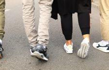 Echipa Transilvania Reporter a acceptat provocarea Walking Month