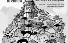 Regulamentul de participare la Marea Lectură: Tentativă de intrare în Cartea Recordurilor