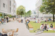Proiect: Strada Molnar Piuariu (campus Mărăști)
