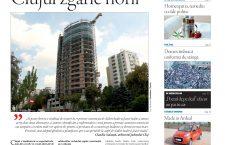 Nu rataţi noul număr Transilvania Reporter: Clujul zgârie norii