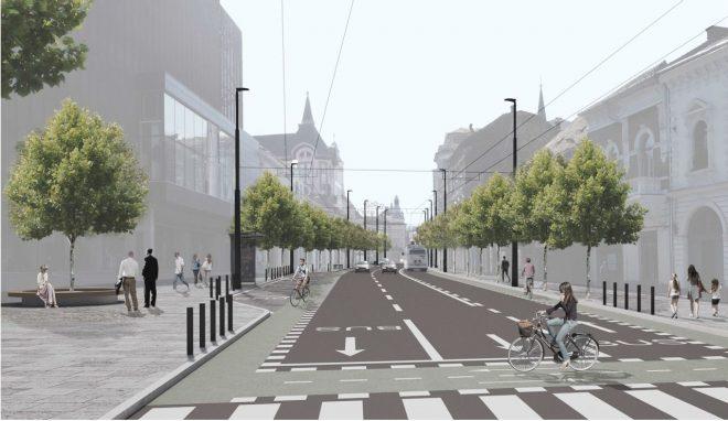 Proiect: Strada Regele Ferdinand