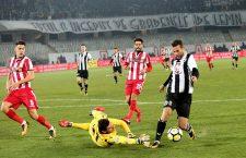 În ediția trecută a Cupei României Universitatea Cluj a atins faza optimilor de finală unde a fost eliminată la lovituri de departajare de Dinamo / Foto: Dan Bodea