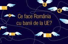 Ce se întâmplă cu banii europeni care ajung în România