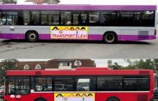 Proiect pilot: Autobuze cu circuit închis pentru elevi