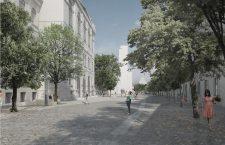 A fost desemnat câștigătorul concursului de amenajare urbană a străzii Kogălniceanu. Miza: un contract în valoare de peste 750 de mii de lei