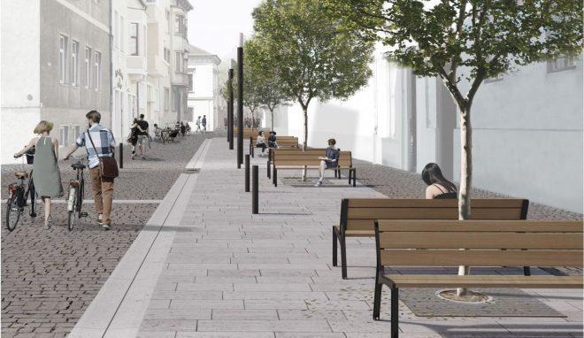 Proiect: Strada Emile Zola