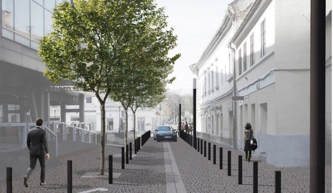 Proiect: Strada Tipografiei