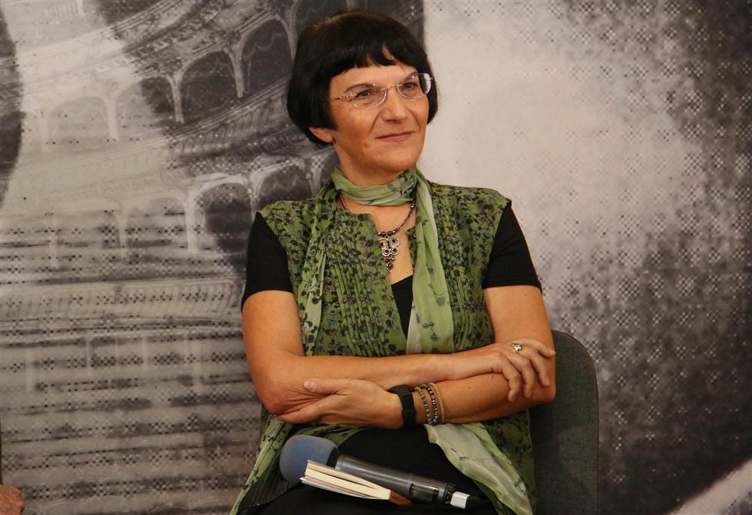 Ioana Pârvulescu/Foto: Dan Bodea