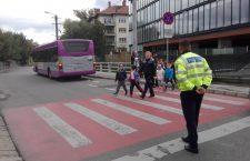Campanie de educaţie rutieră: Busone – Autobuzul copiilor, Ediţia a V-a