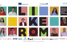 """Prima comunitate a profesioniștilor de etnie romă """"LikeRom"""""""