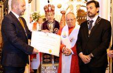 Onoruri și premii pentru personalitățile clujene.  Vasile Dâncu a fost numit Senator academic al Academiei Mauriziane