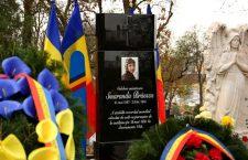 FOTO: Monumentul dedicat eroinei mondiale la paraşutism, Smaranda Brăescu, a fost dezvelit