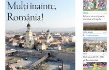 Nu ratați noul număr Transilvania Reporter: Primii 100 de ani. Mulți înainte, România!