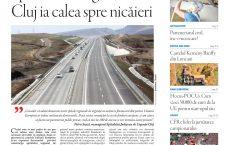 Nu rataţi noul număr Transilvania Reporter: Spitalul de Urgenţă din Cluj ia calea spre nicăieri